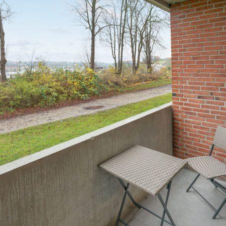 Værelse på HOTEL Sønderborg Kaserne